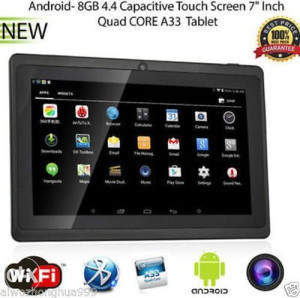 Tablet 7 inch Android 4.4 QuadCore PC MID 8GB 2xCamera