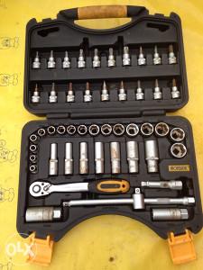 Set gedora i kljuceva Ironside