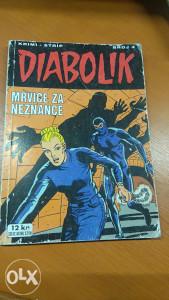 DIABOLIK BR.4-MRVICE ZA NEZNANCE