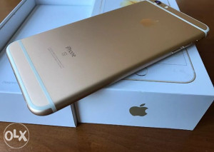 iPhone 6s plus 128gb kao nov 10/10