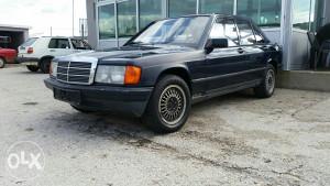 Mercedes 190 2.0d