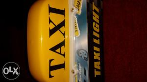 Taxi tabla