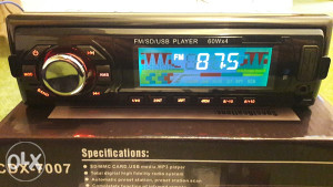 Usb mp3 player,auto radio,plocica se skida
