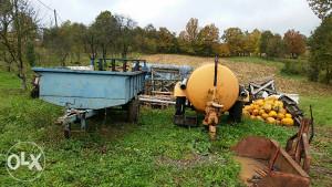 Cisterna za traktor 3200 lit