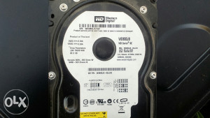 Hard disk sa Windows 7