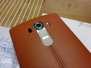 Lg G4 Leather Brown Full pakovanje
