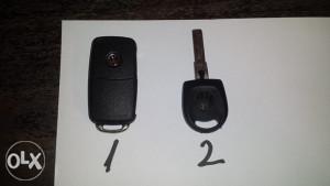 Kljuc vw seat skoda audi kljuc skakavac vw