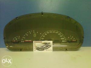Fiat Marea 1.9 jtd - instrument sat