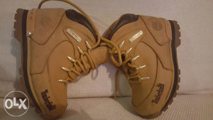 Timberland djecije cizme!! Kao nove!!