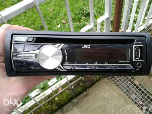 JVC cd mp3 USB