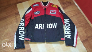 Jakna za motor Arrow Rider M velicina