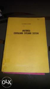 Anatomija centralnog zivcanog sistema / Sljivic