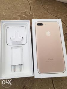 Apple Iphone 7 Plus 256GB - NOV - ZAPAKOVAN - GARANCIJA