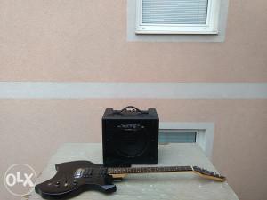 Pojacalo sa Elektricnom gitarom