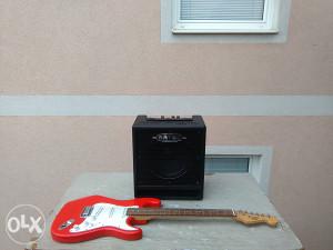 Pojacalo sa Elektricnom gitarom 2
