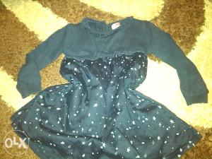 Tunika - haljinica za djevojcicu- Br. 2-3 98