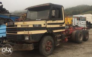 Scania 112 triosovine dijelovi