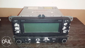 CD RADIO VW TOURAN CD VW TURAN