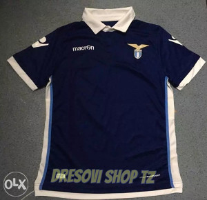 S.S. Lazio [sezona 2016./17.] away kit