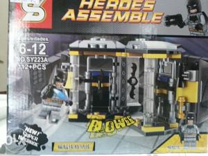 SUPERHEROJI LEGO