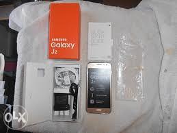 Samsung Galaxy J2 Duos Gold
