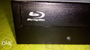 Blu-ray disc rewriter drive