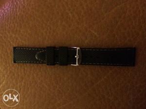 Gumena narukvica za sat 22 mm