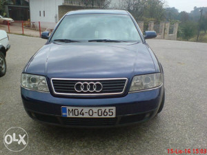 Audi a6 u ekstra stanju