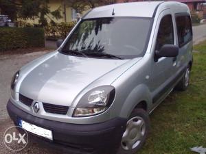 Renault Kangoo 1.5Dci 2006 Tek Registrovan
