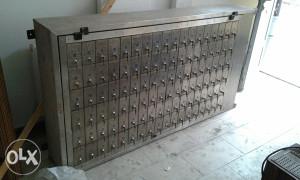 Inox sef sa 108 pregrada za novac