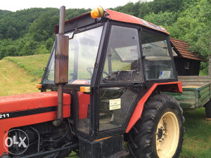 Traktorske gume