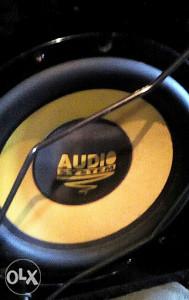 Prodajem bas audio sistem 400w RMSa