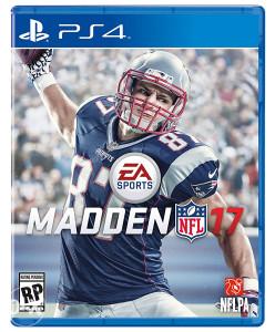 NFL MADDEN 17 PS4 PLAYSTATION 4   GRATIS HIT IGRE