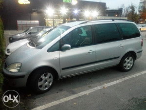 Ford Galaxy 1.9 tdi 96kw 6b
