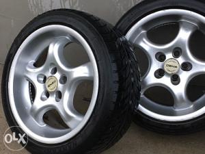 Alu felge R16 za Škodu i VW raspon šarafa 5x100