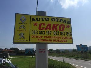 branik ford focus AUTOOTPAD CAKO