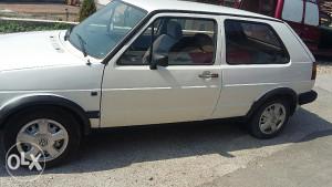 VW GOLF 2 DIZEL