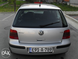 GOLF 4 1.9 TDI/74 KW