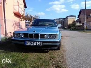 BMW e34 2.0  benzin-plin