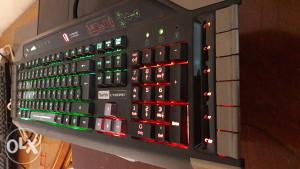 SAITEK Cyborg V.7 Eclipse Keyboard PK17X GAMING