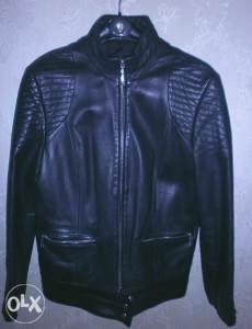 Kožna jakna - Visoko