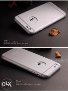 Ultra Armor maska za iPhone 7 -Siva, Crna i Gold-