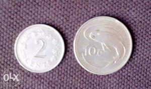 Malta 1972 1986 - kovanice Stari Novac