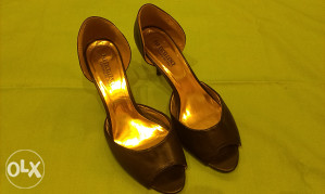 Sandalice crne br.38