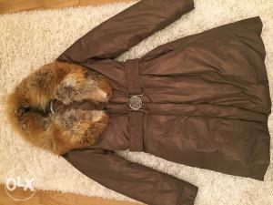 Marella original jakna sa krznom
