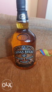 CHIVAS WHISKY REGAL 0.75 L