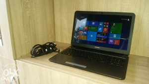 LAPTOP HP 15 DUAL CORE 4GB RAMA