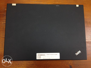 Laptop Lenovo ThinkPad T61
