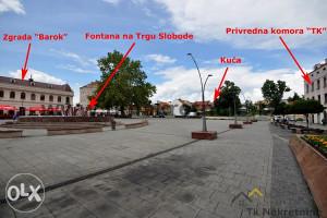 ODLIČNA INVESTICIJA ! Devastirana kuća u centru, Tuzla