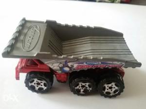 Autić Matchbox Dump Truck 2001 g.